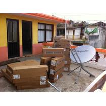 Antena Banda Ancha Internet Satelital 74 Cm Radio 2 W Hughes