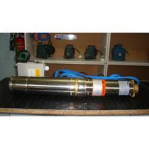 Bomba Sumergible Shimge Tipo Lápiz De 1/2 Hp. Agua Limpia.