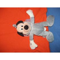 Personaje De Mickey Mouse Con Su Traje De Elefante