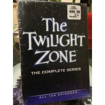 The Twilight Zone, La Serie Completa Dvd Nuevo, Original.