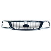 Parrilla Ford Expedition 1999-2000-2001-2002 Xlt