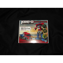 Optimus Prime Kre-o Transformers