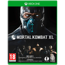 Mortal Kombat Xl Nuevo Sellado Para Xbox One