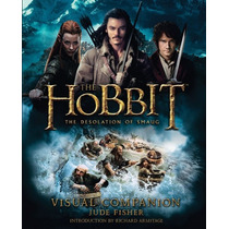 Libro The Hobbit: The Desolation Of Smaug Arte D La Pelicula