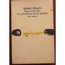 Signos Del Día, La Primavera De Los Pueblos. Rafael Alberti