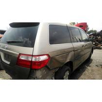 Honda Odyssey 2007 2002 Por Partes Crv