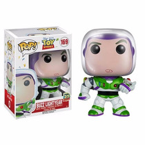 Buzz Lightyear 20th Anniversary Toy Story Disney Funko Pop