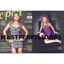 Itati Cantoral Revista Open De Noviembre 2010 Thalia