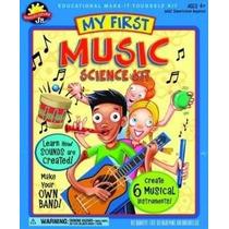 Kit Científico Explorador Mi Primer Música Ciencia
