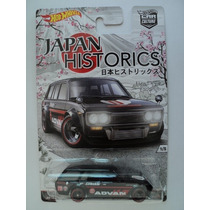 Hot Wheels Car Culture Japan Historics Datsun 510 Wagon