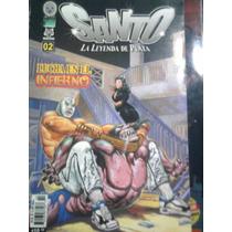 Comics Santo Y Blue Demon Lucha Libre Mascaras