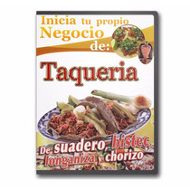 Como Poner Taqueria Ademas Aprende Prepara Tacos Suadero Etc
