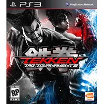 Tekken Tag Tournament 2 Juego Ps3 Videojuego Xobox