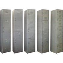 Lockers Metalicos Casillero Gabinete Alacena