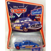 Cars Disney Fabulous Hudson Hornet. Supercharged.