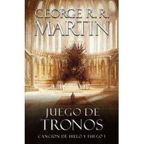 Juego De Tronos George R R Martin Canción Hielo Y Fuego1 Hm4