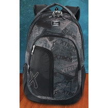 Samsonite Backpack / Mochila Portalaptop Ilha Negro Graffiti