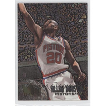 1995-96 Metal #145 - Allan Houston
