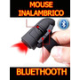 Mouse Optico Inalambrico Abatible Laptop Pc Mac Usb Fn4