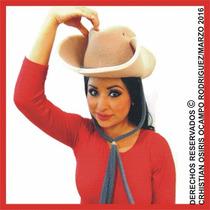 Sombrero Espuma Rodeo Boda Xv Dj Fiesta Lente Peluca Gorro