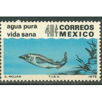 Sc 1049 Año 1972 B1 Agua Pura Vida Sana