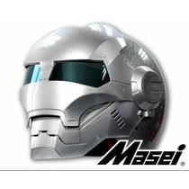 Casco Motociclista Iron Man