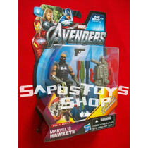 Avengers: Ultimate Hawkeye Comic Series S.h.i.e.l.d. Movie