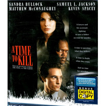 Bluray Tiempo De Matar ( A Time To Kill ) 1996 - Joel Schuma