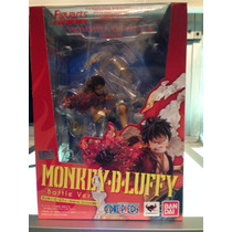 One Piece Luffy Battle Version Figuarts Zero Monkey D Luffy