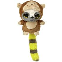 Oso Lemur Yoohoo Disfraz Mono Chango Peluche 15 Cm Aurora
