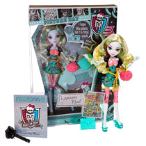 Monster High Picture Day Lagoona Draculaura Clawdeen