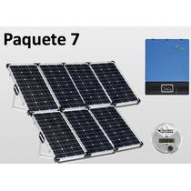 Sistema Solar 525 Kw Producción Bimestral