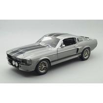 Mustang 67 Eleanor 60 Segundos Escala 1:18 Greenlight