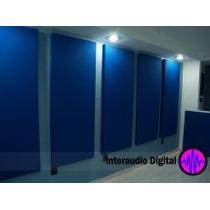 Master Panel Acustico Para Estudios De Grabacion