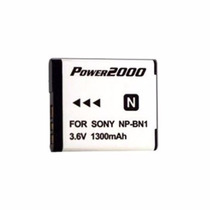 Batería Recargable Acd-325 Para Sony Np-bn1 Power 2000