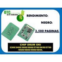 Chip Drum Oki 3300/3400/3600/5600/5700/5650/5750/5500 Vbf