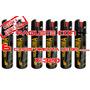Gas Pimienta , Lacrimogeno 90 Grms Paquete De 6 Piezas $320