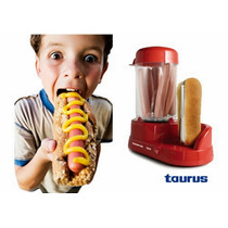 Divertida Maquina Para Hacer Hot Dogs Perros Calientes Funny