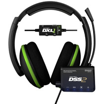 Turtle Beach Ear Force Dxl1 - Xbox360 Xbox One Envio Gratis!
