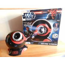 Star Wars Ciencia Darth Maul 3d Preoyector Para Cuarto.