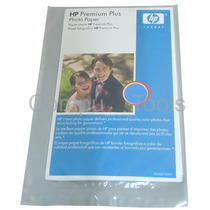 Papel Fotográfico Hp Ultra Brillante 4 X 6 Q2502-10009 20 H.