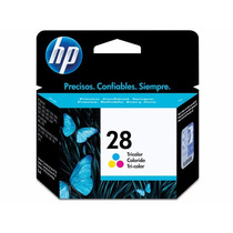 Remate De Cartucho Hp 28 Color (8 Ml), Modelo: C8728al.