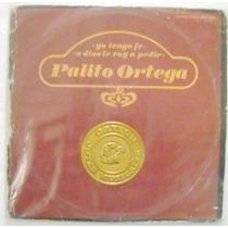 Palito Ortega Album De 3 Discos Lp