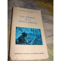 Libro Los Señores De La Nueva España, Alonso De Zorita