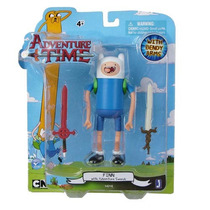 Adventure Time Finn 13cm Hora De Aventura De Cartoon Network