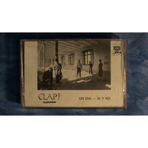 Cassette De Rock Mexicano De Clap! Un Dia Si Y No 1989