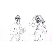 Urge Vender Pareja Hombres Desnudos - R. Garcia Mora