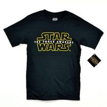 Star Wars The Force Awakens Playera 100% Original 2
