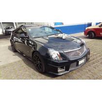 Cadillac V Luxury Coupe V8 Black Diamond 2012 Oportunidad !!