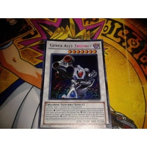 Yugi-oh Genex Ally Triforce Secreta Ha04